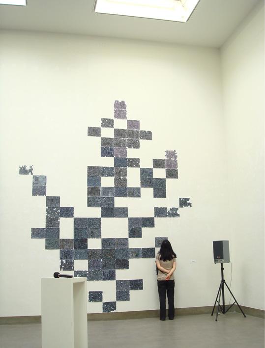 labyrinth no. 1, Kunstforum Bonn