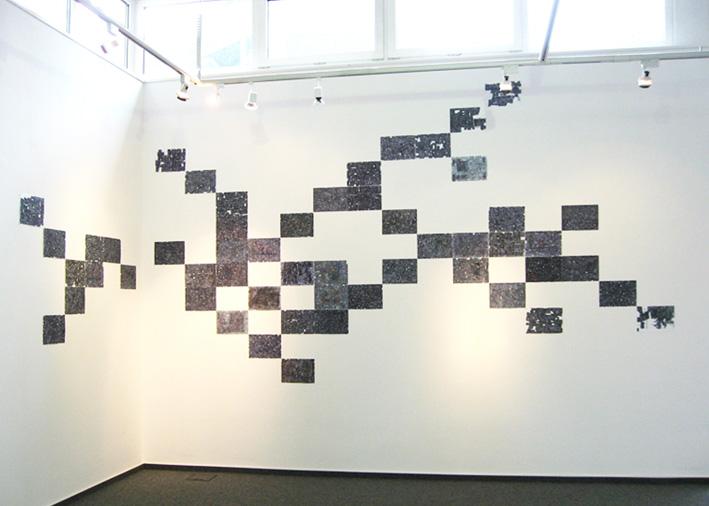 labyrinth no. 2, Kunstraum Bad Honnef